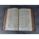 Guilloré Oeuvres spirituelles In folio Edition originale Paris Michalet 1684 fort volume