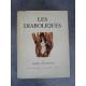 Barbey d'Aurevilly Emilien Dufour Les diaboliques La Sirène Mornay 1947 Numéroté sur Vélin pur fil Erotica