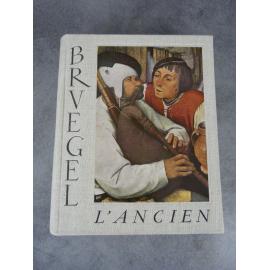 Genaille Robert Bruegel L'Ancien livre d'art peinture monographie beau livre. Impression de Draeger superbe.