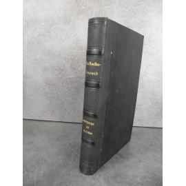 La Rochefoucauld Reflexions ou sentences et maximes morales de la rochefoucauld 1827 Didot l'Aîné.