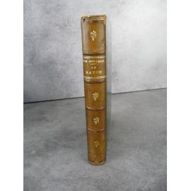 Monlaur, Le Rayon Scènes évangéliques Paris plon 1902 reliure cuir