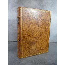 Vachet Abbé Adolphe Les anciens couvents de Lyon 1895, Reliure de Randeyne, Héraldique Lyonnais Religion Architecture
