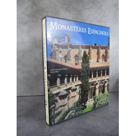 Navasgues, P Mora D Monasteres Espagnols Citadelles & Mazenod Etat de neuf superbe.