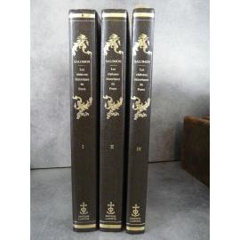 Emile Salomon Les châteaux historiques du Forez Complet en 3 volumes devenus rares.
