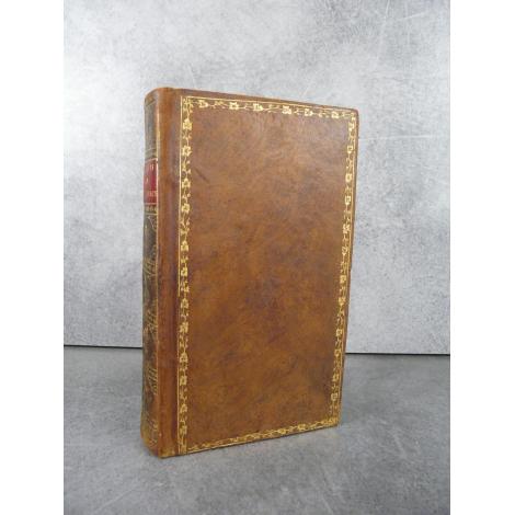 François De Salignac De La Mothe Fénélon Dialogues sur l'éloquence Paris Briand 1810 Stéréotype