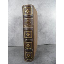 Lélius Leroy Weber Blanchard...Les rois de france 66 gravures sur acier galerie de portraits lehuby Didot vers 1850
