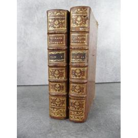Hirzel Le Socrate rustique paysan philosophe Mouvement physiocrate Mirabeau 1767 Reliure d'époqueCatalogue Produits Visualiser