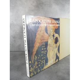 L'apocalypse d'Angers Chef d'oeuvre de la tapisserie Médiévale Vilo Paris beau livre d'art état de neuf cadeau