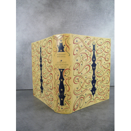 Margaret Mitchell Autant en emporte le vent, Reliure Cartonnage Paul Bonet Aquarelles de Grau Sala Illustré moderne. Numéroté