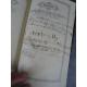 Bible de Martin Luthers en Allemand Die Bibel avec belle reliure plein chagrin estampée à motif de vitrail végétaux