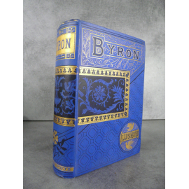 Lord Byron Poétical works Reprinted from the original editions Warne and co Perfect condition.