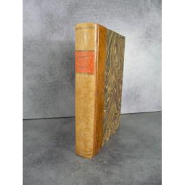 Répertoire médical vers 1930 reliure cuir vierge jamais utilisé. 400 pages plus répertoire alphabétique