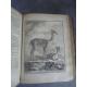 Buffon Histoire naturelle Supplément 6 1782 Imprimerie Royale Edition originale 49 planches.