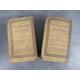 Encyclopédie Roret, Manuel du porcelainier, faïencier et du potier de terre, tome 1 et 2, porcelaine, vaisselle, artisan,