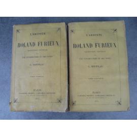Arioste, Roland Furieux, renaissance, poésie italienne