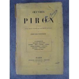 Piron, Œuvres (poésie)