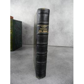 Erckmann-Chatrian Histoire d'un conscrit de 1813 Hetzel Editeur Empire napoléon