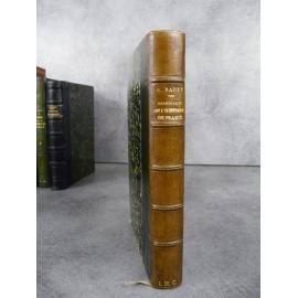 Raffy Grands faits de l'histoire de France et de l'histoire moderne Reliure cuir Fin XIXe