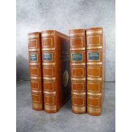 Homère L'Iliade , l'Odyssée Collection Philippe de Maubuisson plein cuir, beau papier