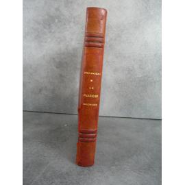 Jouhandeau Le parricide imaginaire NRF Blanche Edition originale sur velin du marais 15 mai 1930