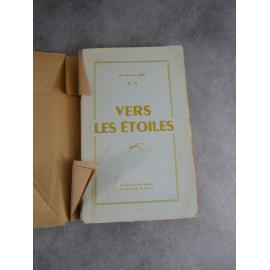 André Albert Lion Vers les Etoiles N° 6 sur Hollande avec envoi et photo dédicacée. Colonel Louis Paul Dessert mort en 1946