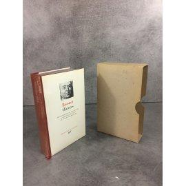 Collection Bibliothèque de la pléiade NRF Bossuet Oeuvres Oraisons funèbres