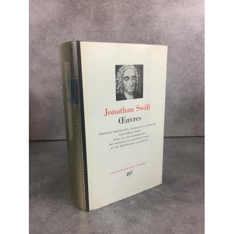 Swift Jonathan Oeuvres Collection Bibliothèque de la pléiade NRF