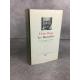 Hugo Victor Les misérables Collection Bibliothèque de la pléiade NRF par Maurice Allen