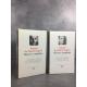 Saint Exupery Oeuvres complètes tome 1 et 2 Collection Bibliothèque de la pléiade NRF parfait exemplaire