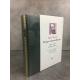 Jules Verne Voyages extraordinaires Ile Mystérieuse Sphinx des glaces Bibliothèque de la pléiade NRF superbe premier tirage