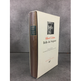 Cohen Albert Belle du seigneur 1986 Bibliothèque de la pléiade NRF Etat de neuf