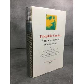 Théophile Gautier Bibliothèque de la pléiade NRF Romans, contes et nouvelles Tome II superbe état de neuf premier tirage