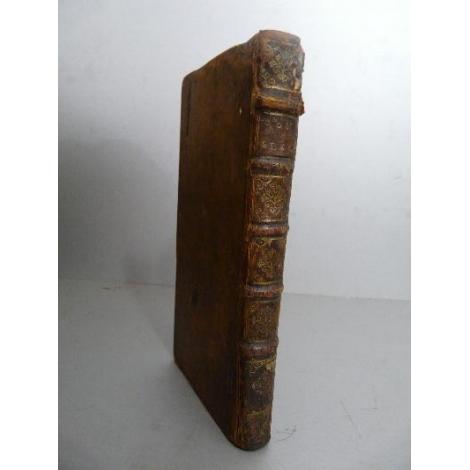 Conseils pour vivre long tems(sic) Rare édition originale française de 1701 diététique régime