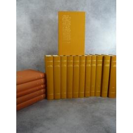 Cingria Charles Albert Oeuvres complètes Correspondances Index 17/17 volumes complet Nté parfait état