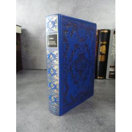 Sterne voyage sentimental Jean de Bonnot Bel exemplaire etat de neuf reliure cuir.1989 tirage à part