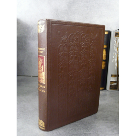 Daudet Tartarin de Tarascon Jean de Bonnot Bel exemplaire reliure cuir. tirage de tète 1977