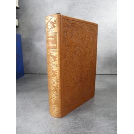 Diderot La religieuse Jean de Bonnot Bel exemplaire reliure cuir. 1986 Curiosa José David Illustrateur