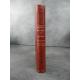 Balzac Honoré de Modeste Mignon librairie nouvelle 1856 Scènes de la vie privée demi chagrin de l'époque