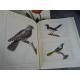 Geant Folio Les vélins du museum histoire naturelle botanique oiseaux Citadelles Mazenod Sous emboitage ouvrage de référence