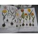 Geant Folio Basilius Besler L'herbier des 4 saisons Botanique Flore Citadelles Mazenod Sous emboitage