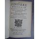 Le pindare Thébain traduction de Lagausie 1626 Frontispice Gravures dont accouchement.
