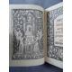 Heures romaines avec figures beau papier vergé, plein maroquin signé nombreuses gravures
