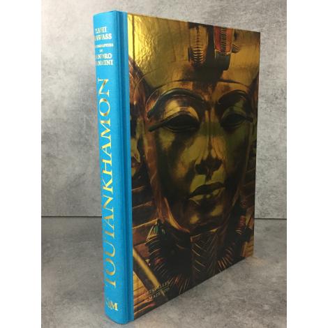 Le trésor de Toutankhamon Zahi Hawass & Sandro Vannini Egypte Citadelles Mazenod Cadeau ouvrage de référence