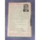Charles Morgan The Voyage London Macmillian 1946