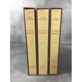 Dostoïevski Les frères Karamazov Terechkovitch Imprimerie Nationale Sauret numéroté lithographie Beau livre état de neuf