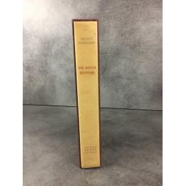 Tchékhov Une banale histoire Alexeïef Imprimerie Nationale Sauret numéroté lithographie Beau livre état de neuf