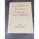 Hemingway L'adieu aux armes Trémois Imprimerie Nationale Sauret numéroté lithographie Beau livre