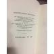 Dickens De grandes espérances Berthold Mahn Imprimerie Nationale Sauret numéroté lithographie Beau livre état de neuf