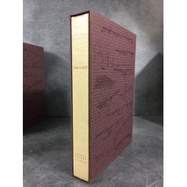 Jacobsen Niels Lyhne Decaris Imprimerie Nationale Sauret numéroté lithographie Beau livre état de neuf