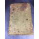 Rosinus Roszfeld Romanarum Antiquitatum Libri decem 1611 nombreux bois plan de rome